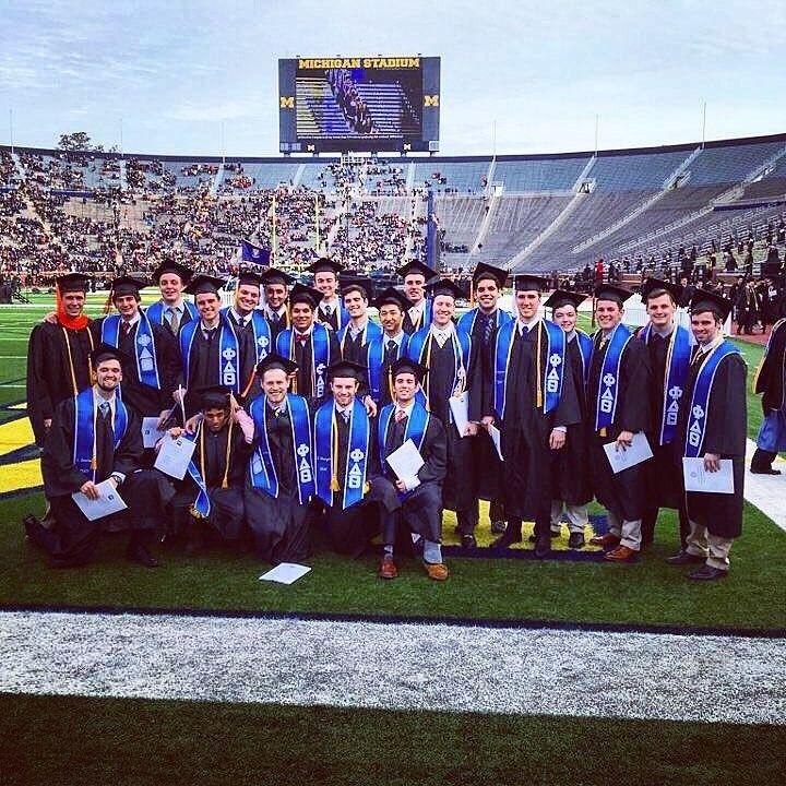 2016 Graduates: Austin Tyler, Ross Martin, Justin Rakowicz, Dan Allweiss, Matthew Fernandes, PJ Picon, Sohrab Vatsia, Sean Sheely, Nick Manzek, Max Najork, Tommy Woo, Kevin Dickey, Calvin Amin and Connor Gibney.