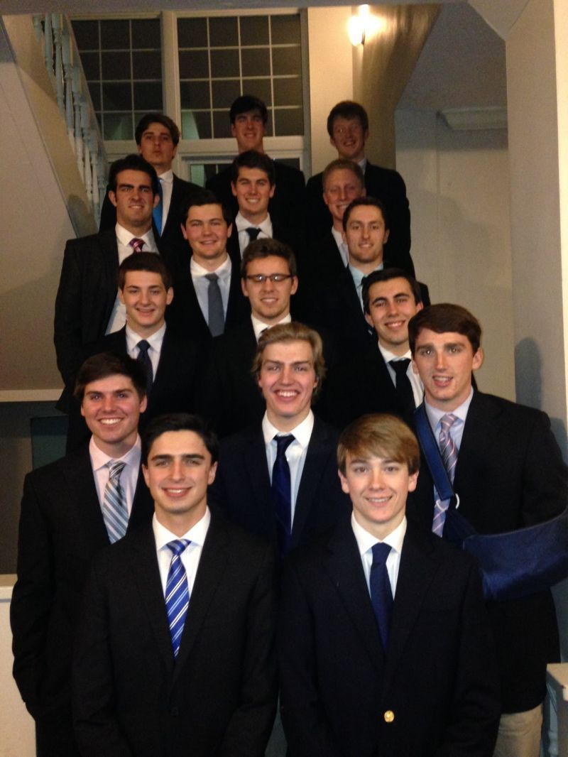 Phi Class Initiation-January 2015