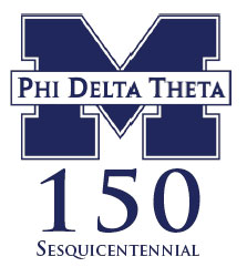 Help Us Celebrate 150 Years of Michigan Alpha (and Homecoming!)